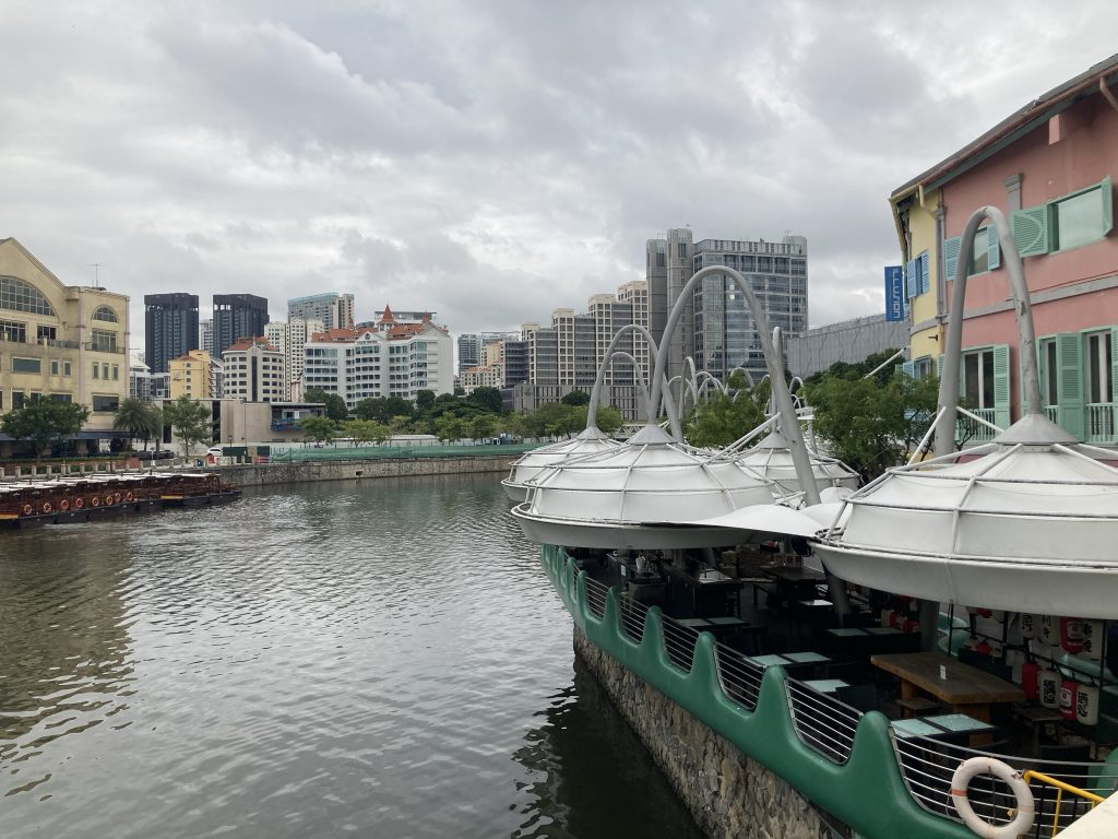 Canninghill Piers Integrated Development at Singapore River by City Developments Limited